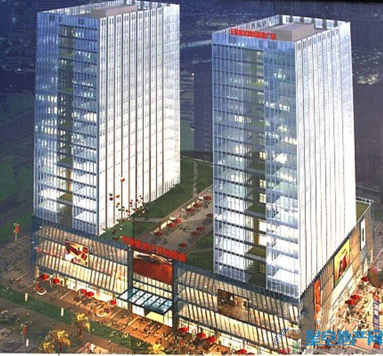 无锡港龙城市商业广场