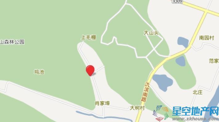 九龙依云交通图
