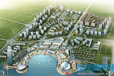 太湖国际社区楼号图