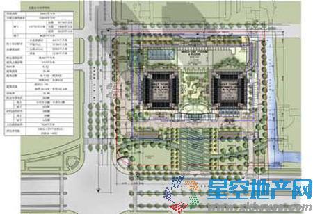 上海中心城开国际楼号图