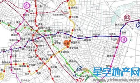 恒大绿洲交通图