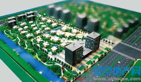 中国工业博览园工业设计中心楼号图