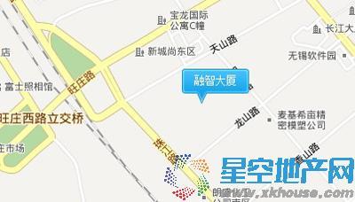 融智大厦交通图