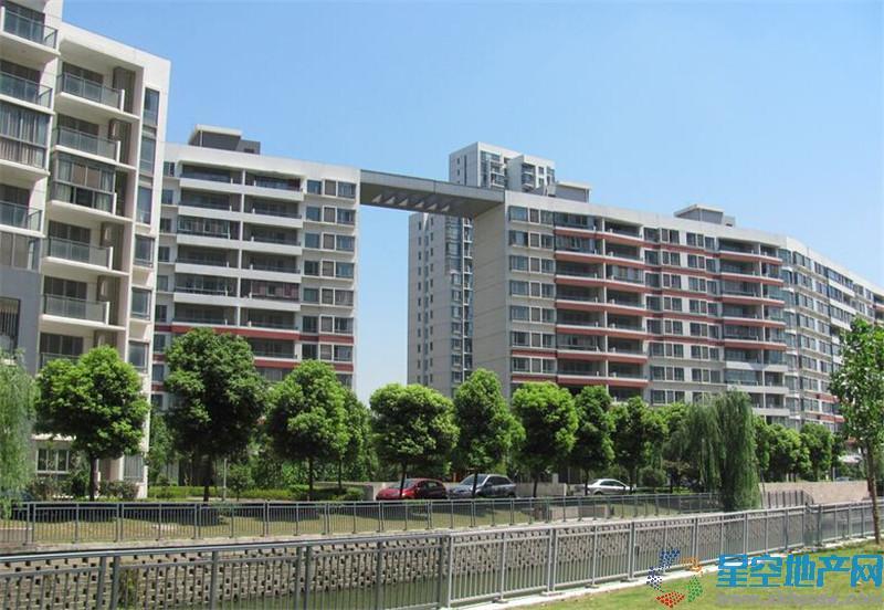新加坡尚锦城实景图