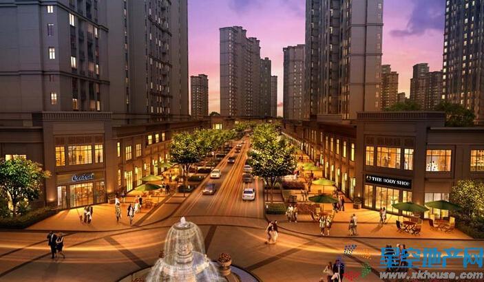 协信未来城效果图