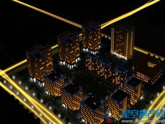 星洲科技商务园楼号图