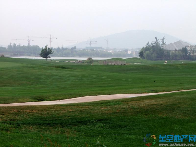 雍景新城周边环境图
