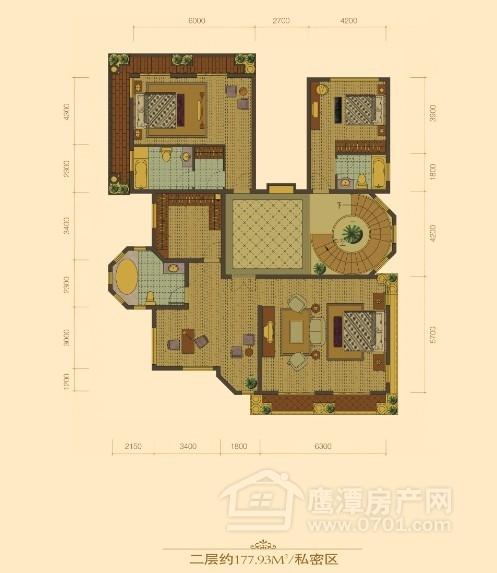 中川·磨仂洲_5室3厅3卫1厨