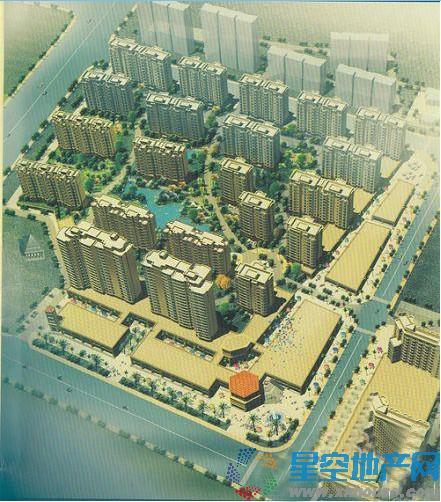 香江世纪名城楼号图