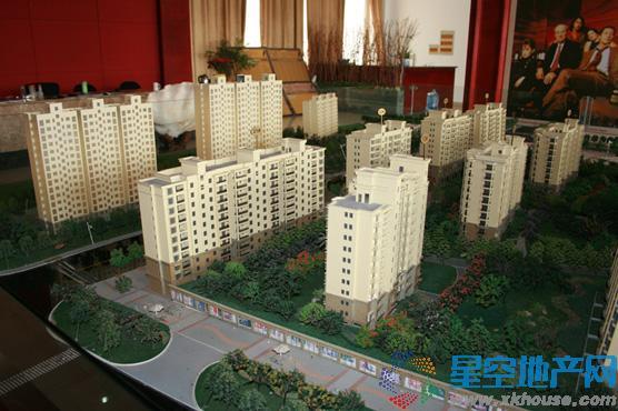 香江世纪名城实景图