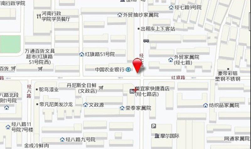 翡丽公馆交通图