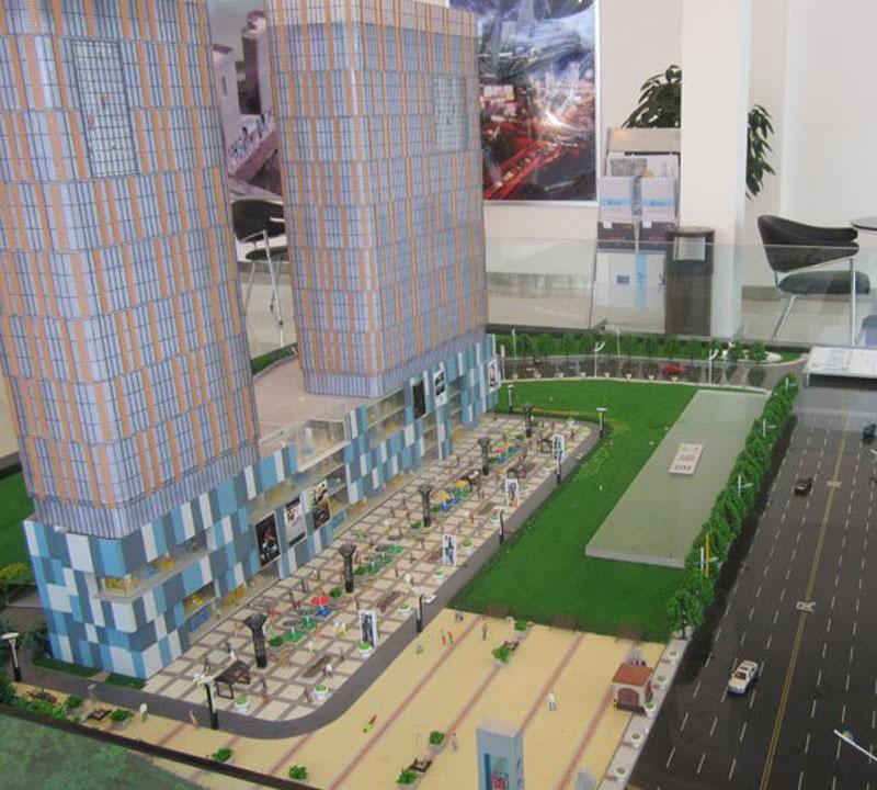 创新大厦二期楼号图