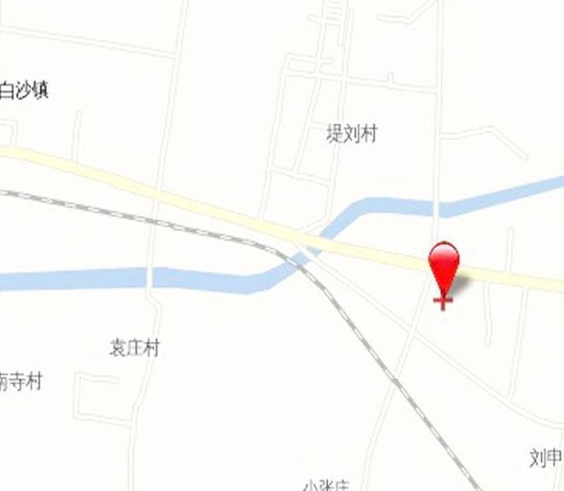 东方润景三期交通图