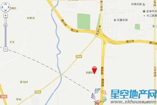 锦绣山河交通图